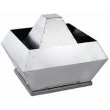 Systemair DVNI 400E4 roof fan insulated